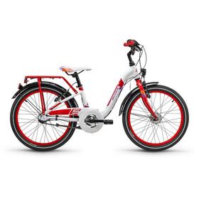 s'cool chiX 20 3-S - Vélo enfant - alloy blanc